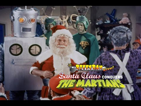 Image result for santa claus vs the martians  you tube