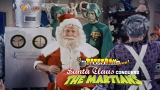 RiffTrax Live: Santa Claus Conquers the Martians (Trailer)