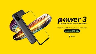 UMIDIGI Power 3 Официальный трейлер
