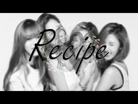 [THAISUB-KARAOKE] 마마무 MAMAMOO - 나만의 recipe