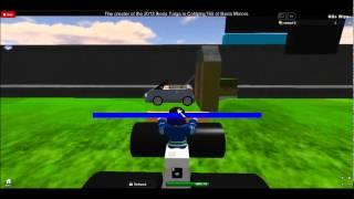 ROBLOX KZ Lucid Side Crash Test