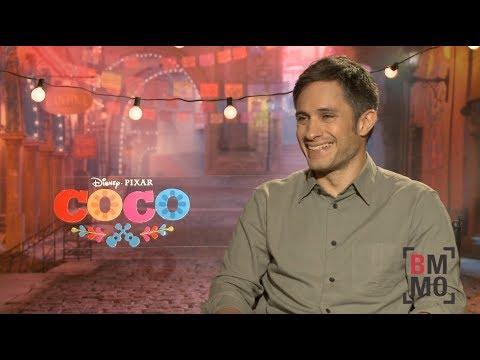 Gael Garcia Bernal Interview - Coco
