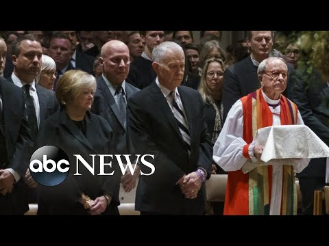 National Cathedral is new 'home' for Matthew Shepard's ashes