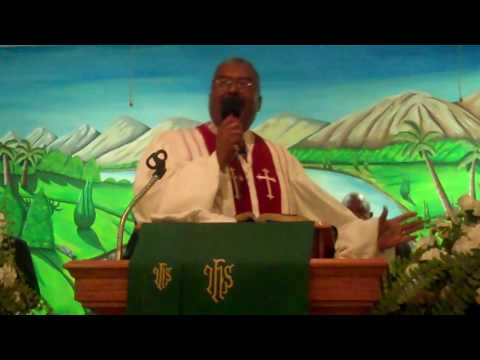 Pastor Charles Howard sermon-REJOICE