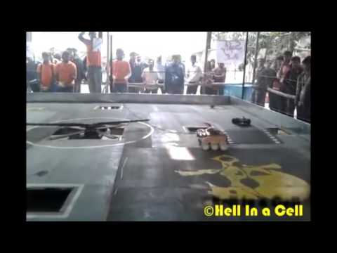 Bot Destroyal At Hell In A Cell - Past Innovacion