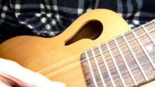 ナッシュビルチューニングをすると6弦ギターが12弦ギターのような音になる thumbnail