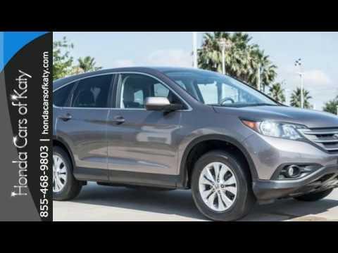 Honda Of Katy >> Used 2014 Honda Cr V Katy Tx Houston Tx P6215