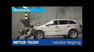 Controladoras de peso: su solución para agilizar los controles de calidad - METTLER TOLEDO - es