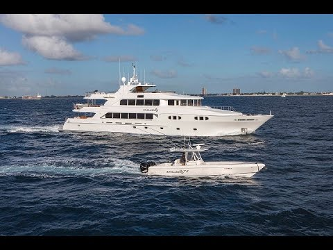 EXCELLENCE 150′ Richmond Motor Yacht for sale and charter by RJC Yacht Sales & Charter