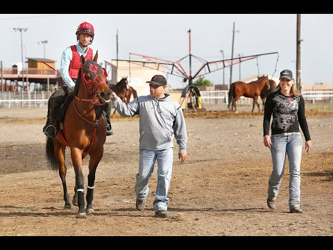 This Race Horse Trainer Is Still The One To Beat At Sun Downs