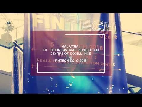 Malaysia Fourth Industrial Revolution Centre of Excellence at FINTECH