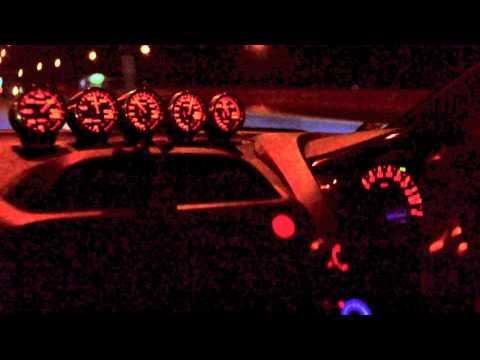 GETTUNED Honda Jazz GE8 M/T Turbo 221 Whps ( HD )