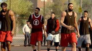 NBA LIVE 16 Pro-Am Live Run Gameplay - MEANEST POSTERIZING DUNK!!