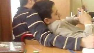 Boys love each other
