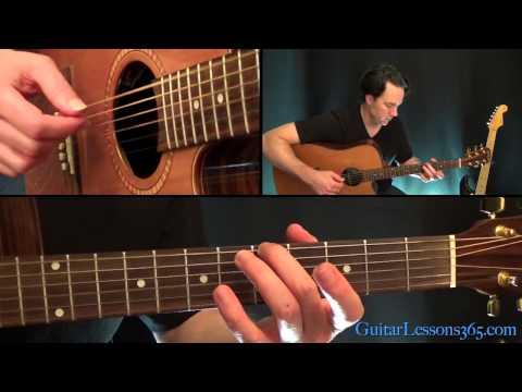 Bron-Yr-Aur Guitar Lesson - Led Zeppelin