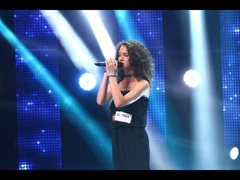 Alyosha - Sweet People. Vezi interpretarea Olgai Verbitsch, la X Factor!