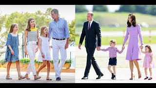 Why Spain's royal family is the most stylish in the world?