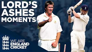 Lord's Ashes Moments! | Specsavers Ashes #Shouldve Series | The Ashes 2019