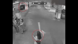 Rekaman CCTV Mall Ini Ungkap Pembunuhan SPG di Bogor