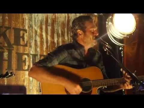 Blake Shelton - BSers Lounge [10.07.2016]