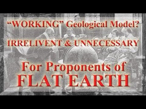 "Flat Earth ""Working"" Model? (FULL)"