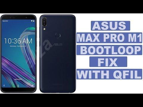 asus-zenfone-max-pro-m1-dead-boot-repair-with-qfil-tool.