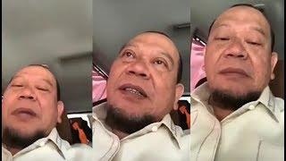 Kecewa pada Prabowo, La Nyalla Mattaliti balik badan, dan kini dukung Jokowi