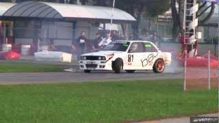 Riccio S BMW M3 E30 3 2 Drifting Formula Driver Jesolo