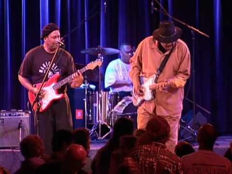 Magic Slim And The Tear Drops - I'm A Blues Man Live Mp3