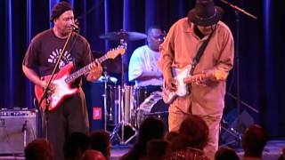 Magic Slim And The Tear Drops - I'm A Blues Man Live