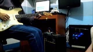 The Smashing Pumpkins - Hummer (Cover by takatakboy)