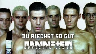 Rammstein - Du Riechst So Gut '95 (Official Video)