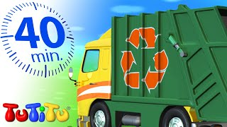 Car toy | Garbage Truck | TuTiTu car for kids special
