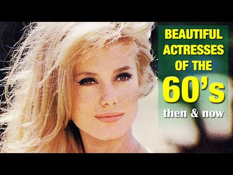 BEAUTIFUL ACTRESSES OF THE 60s ⭐ THEN AND NOW  🎬