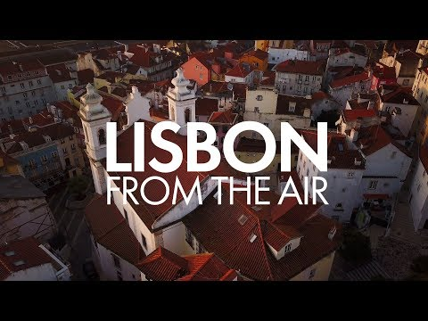 Lisbon From The Air