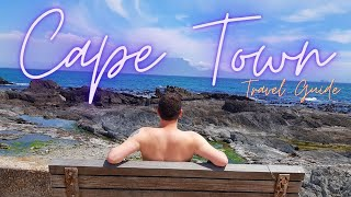 Cape Town, South Africa Travel Guide (2020)