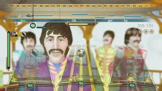 Download lagu Sgt. Pepper's.../With A Little Help From My Friends by The Beatles Full Band FC #4562