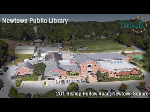 Delaware County Libraries Google Earth Library Tour