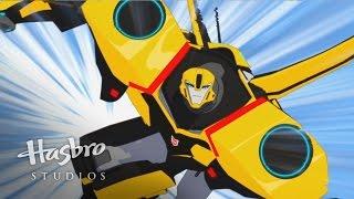 Transformers: Robots in Disguise - Meet Bumblebee
