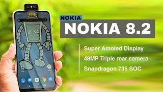 Nokia 8.2 | SD 735 soC,Pop-up camera,48mp Triple Camera, Specifications,price,Nokia 8.2