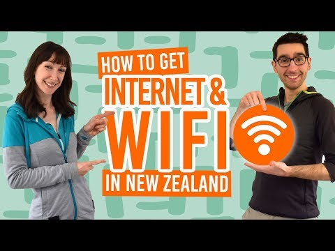 How to Get Internet and WiFi in New Zealand