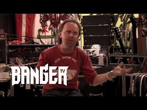 METALLICA drummer Lars Ulrich interviewed in 2007 about how he got into metal | Raw & Uncut