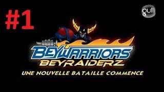 (FR) Beyraiderz, une nouvelle bataille commence ! Saison 1 Episode 1: Espoir