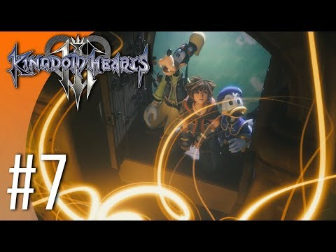 Kingdom Hearts 3 #7