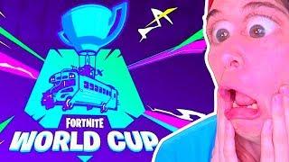 FORTNITE WORLD CUP TRIOS *1.000.000 $* FINAL CLASIFICATORIA - Comentada por Folagor03