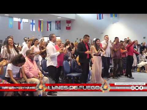 PASTOR JUAN CARLOS HARRIGAN || LUNES DE FUEGO MADRID ESPAÑA ||