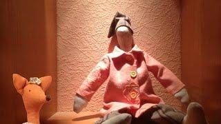 Часть (1) Шьем штаны и жакет для кукол Тильд: гномы, мышки, снеговики в пижаме