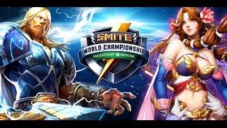 ¿Quién es el campeón del mundo en Smite World Championship 2016?