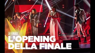 I Finalisti di The Voice of Italy 2019 inaugurano la Finale