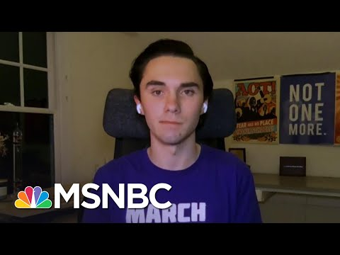 David Hogg: Change Happens 'When We Engage In Our Democracy'   The Last Word   MSNBC